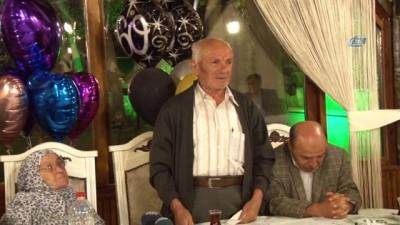 77'lik Dededen eşine 60. yıl evlilik yıldönümü sürprizi