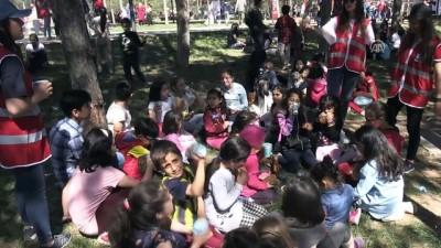 Çocuklar için festival düzenlendi - ELAZIĞ