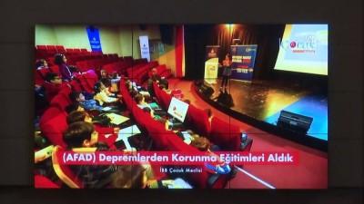 cumhurbaskani - İBB Çocuk Meclisi'nde '23 Nisan' özel oturumu - İSTANBUL