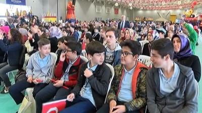 İstanbul çocuk festivali renkli görüntülere sahne oldu