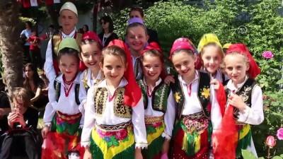 Makedonya ve Arnavutluk'ta 23 Nisan kutlamaları - TİRAN