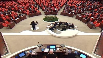 TBMM'nin açılışının 98. yıl dönümü - İYİ Parti Milletvekili Okutan - TBMM