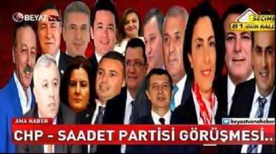 Temel Karamollaoğlu'ndan Kılıçdaroğlu'na ziyaret