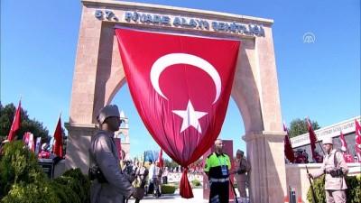 57. Alay Şehitliği'nde anma töreni düzenlendi - ÇANAKKALE