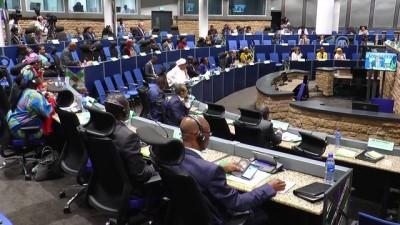 BM-Afrika Birliği Yüksek Düzeyli İnsan Hakları Diyalog toplantısı - ADDİS ABABA