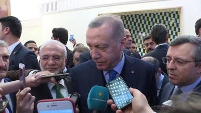 Cumhurbaşkanı Erdoğan - Abdullah Gül'ün cumhurbaşkanı adayı gösterileceği iddiası - TBMM