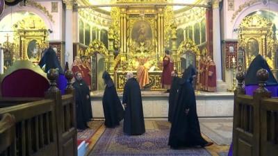 Ermeni Patrikhanesi'nde ayin - İSTANBUL