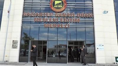 Gaziantep Sanayi Dönüşümü Toplantısı bakanların katılımıyla gerçekleştirildi