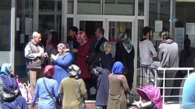 Karaman'da 900 kişinin alınacağı işe 1 saatte 850 kişi müracaat etti