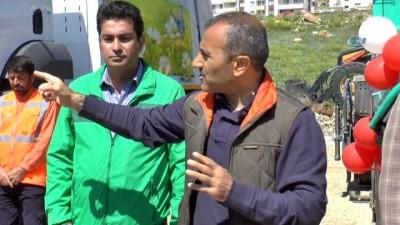 Kayyum başkan, Tunceli'ye 10 yeni araç kazandırdı
