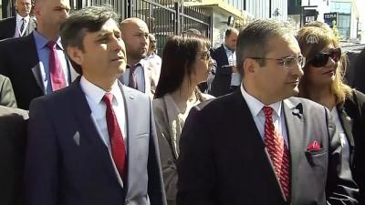 Saadet Partisi Genel Başkanı Karamollaoğlu, İYİ Parti'yi ziyaret etti - ANKARA