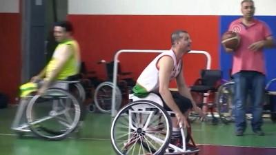 Şanlıurfalı engellilerin azmi başarıyı getirdi
