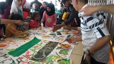 psikolojik destek -  Savaşın çocuklarına sosyo psikolojik destek