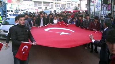 57. Alay'a Vefa Yürüyüşü - BAYBURT