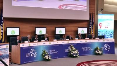 9. Saraybosna İş Forumu - İTO Yönetim Kurulu Başkanı Avdagiç - SARAYBOSNA
