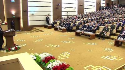AYM Başkanı Arslan: 'Bireysel başvuru anayasa yargısında yeni bir dönem başlatmıştır' - ANKARA