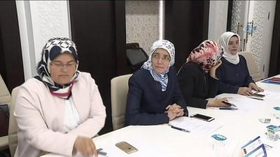 Diyanet işleri Başkanı Prof. Dr. Ali Erbaş: ''Batı merkezli gelişen ve bütün medyayı etkileyen yaklaşımın kadına bakışı ciddi şekilde analiz edilmeye muhtaçtır''