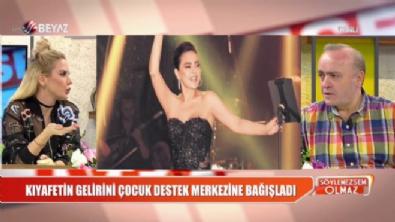 Ebru Gündeş, kıyafetini 50 bin TL'ye sattı