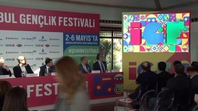 İstanbul Gençlik Festivali tanıtım toplantısı yapıldı
