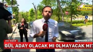 Saadet Partisi lideri Karamollaoğlu, Abdullah Gül'le görüştü