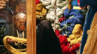 Tarihi Tebriz Kapalı Çarşısı - İRAN