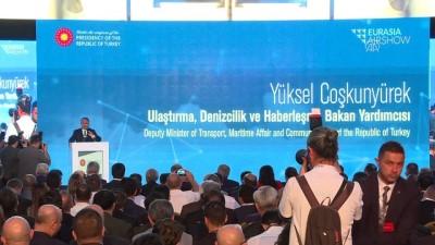 Türkiye'nin şova dayalı ilk havacılık fuarı, Eurasia Airshow açıldı - ANTALYA