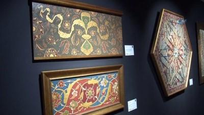 Yeditepe Bienali kapsamında Saray sanatları 'İznik Çinileri Sergisi' sanatseverlerle buluştu