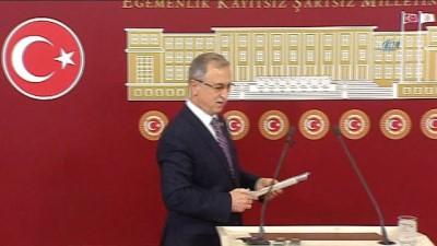 AK Parti'li Petek: 'Gül, küresel güçlerin yeni oyuncağı, kuklası FETÖ'nün oyununa gelme'
