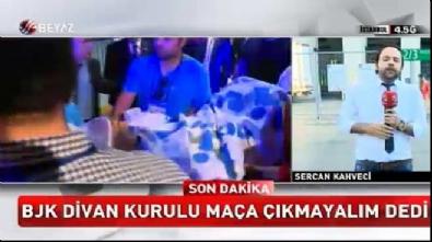 Beşiktaş divan kurulu 'derbiye çıkmayalım'