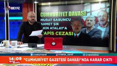 ''Cumhuriyet Gazetesi Davası''nda karar çıktı