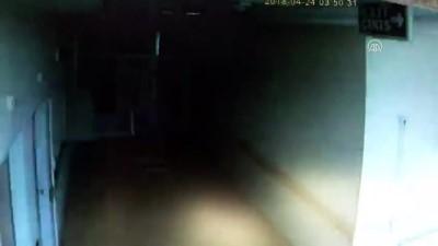 Deprem anı güvenlik kamerasında - ADIYAMAN