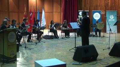 Geleneksel Türk Müziği konseri - ÜSKÜP
