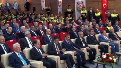 """""""Karayolu Trafik Güvenliği Stratejisi ve Eylem Planı Bölge Değerlendirme Toplantısı"""" Samsun'da yapıldı"""