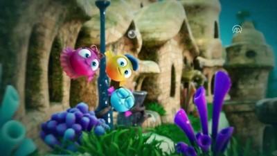'Renkli Balık Yeni Dünyalar Kaşifi' 4 Mayıs'ta vizyona girecek - İSTANBUL