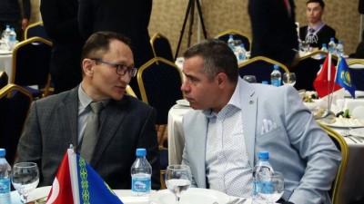 Türk-Kazak işadamları Kazakistan'da buluştu - ALMATI