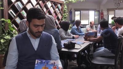 Üniversite öğrencilerinden 3 dilde dergi - GAZİANTEP