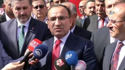 Başbakan Yardımcısı Bekir Bozdağ: 'Yaşanan 15'ler olayı siyasi tarihin ahlaksızlık abidesidir. Güneş Motel olayı dahil böylesi bir ahlaksızlık abidesine Türkiye şahit olmadı'