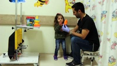 'Çocuklarda yürüme bozukluğu hafif beyin felci olabilir'