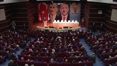 Cumhurbaşkanı Erdoğan: ''Şunu unutmayın, muhalefetin bu ülkede Sorosları çoktur'' - ANKARA