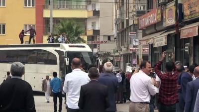 Emniyet müdüründen, HDP'li vekillere 'Öcalan' uyarısı - MARDİN