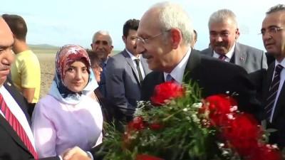 Kılıçdaroğlu, cezaevinde hükümlü bulunan ilçe başkanını ziyaret etti - YOZGAT/KAYSERİ