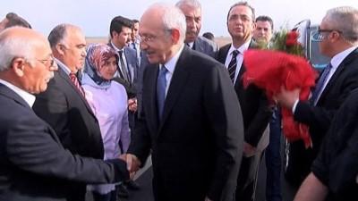 Kılıçdaroğlu, hükümlü ilçe başkanını ziyaret etti