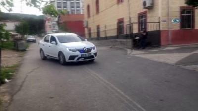 emniyet amiri -  Sultanbeyli'deki oto hırsızlığı kamerada