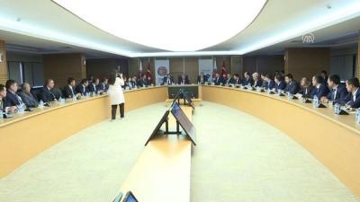 TİKA'dan Özbek kursiyerlere sertifika töreni - ANKARA