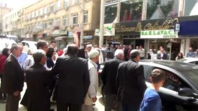 HDP Eş Genel Başkanı Temelli, esnafı ziyaret etti - MARDİN
