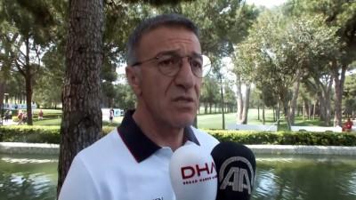 'Spor bir endüstri, bunun lokomotifi de Türkiye'de golf' - ANTALYA
