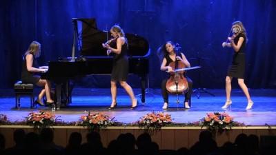 17. Mersin Uluslararası Müzik Festivali - Salut Salon Quartet konseri - MERSİN