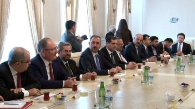 - Adalet Bakanı Gül, Azerbaycan Yargıtay Başkanı Rzayev İle Görüştü