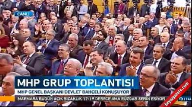 Bahçeli'den CHP'li Özgür Özel'e tepki