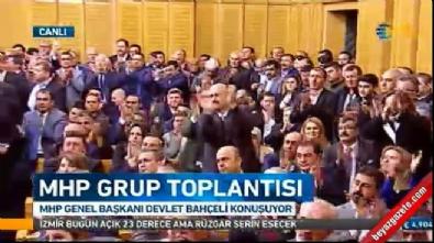 devlet bahceli - Bahçeli'den partililere uyarı